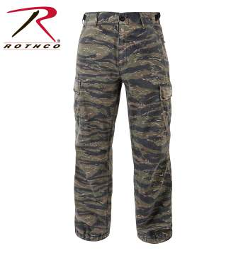 Vietnam Style Fatigue Pants
