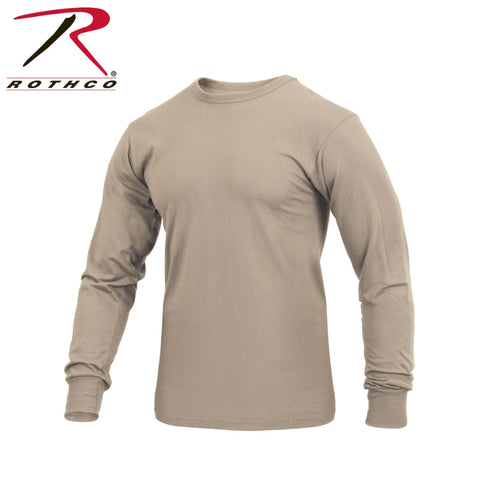 Plain long sleeve.
