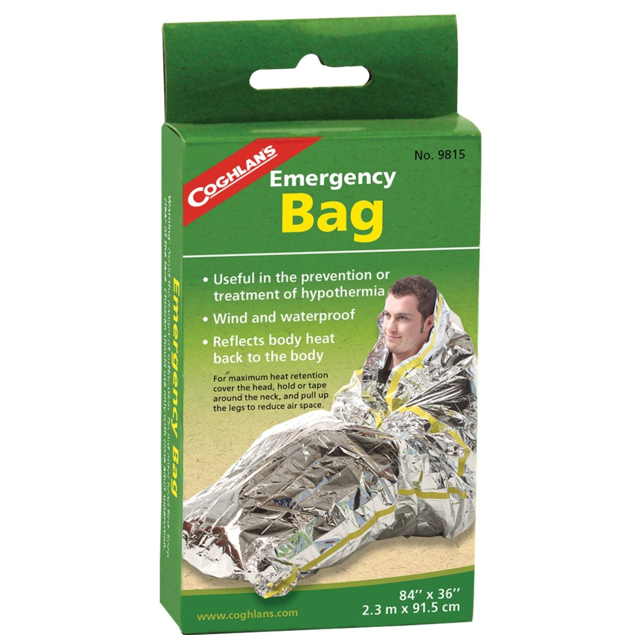 All Weather Emergency Bag