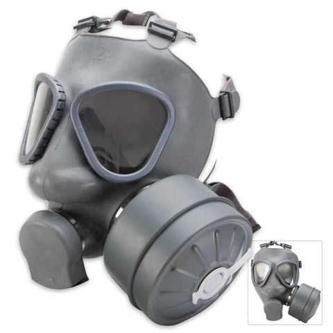 Finnish M61 v2 Gas Mask