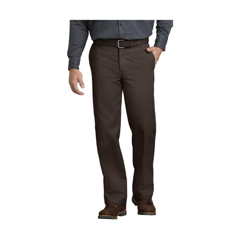 Brown Work Pants From Dickies