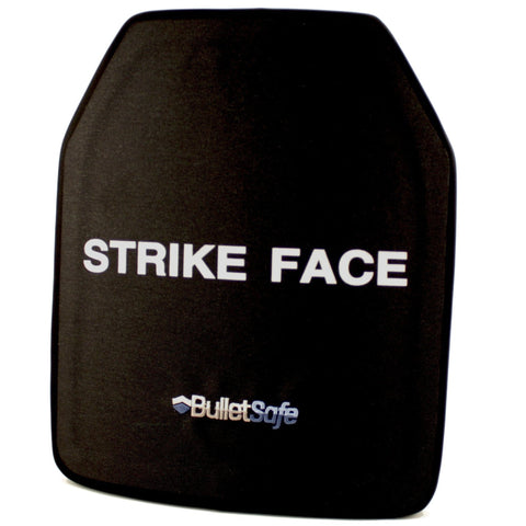 BulletSafe Lightweight Ballistic Plate - Ceramic - Level IV