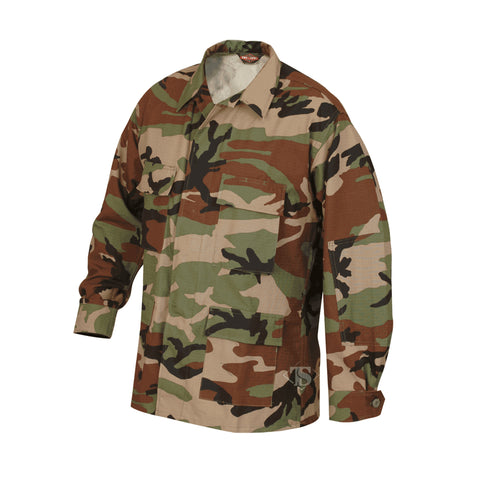 BDU Coat, 100% Cotton Rip-Stop