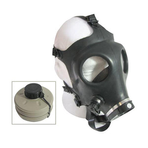 Israeli 4A1 Round Eye Gas Mask