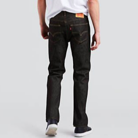 501® Original Shrink-to-Fit™ Men's Jeans - Black