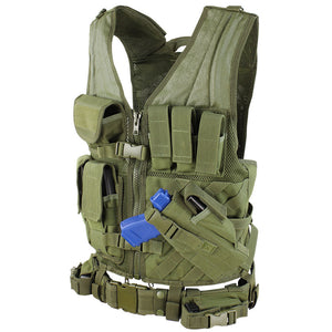 Cross Draw Vest