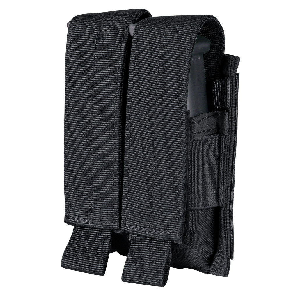 Double Pistol Mag Pouch