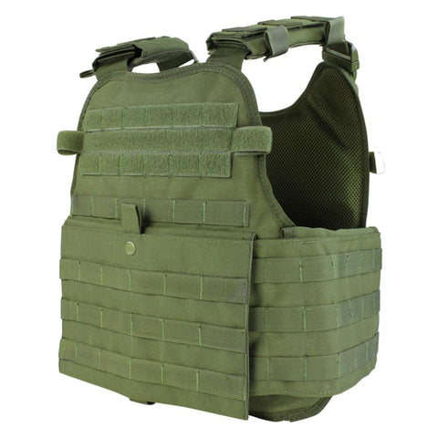 Modular Operator Plate Carrier From Condor Outdoor
