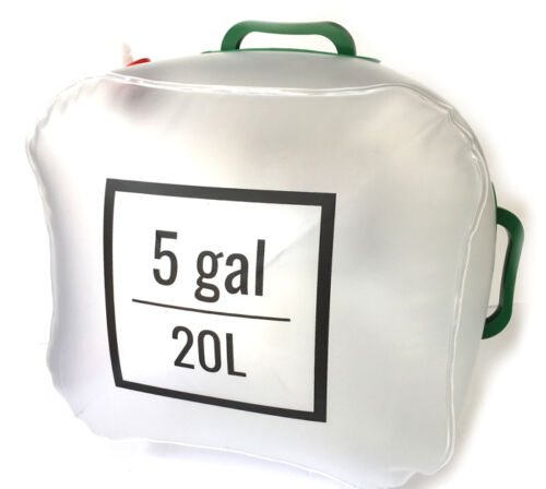 Collapsible Water Carrier (5 Gallons)