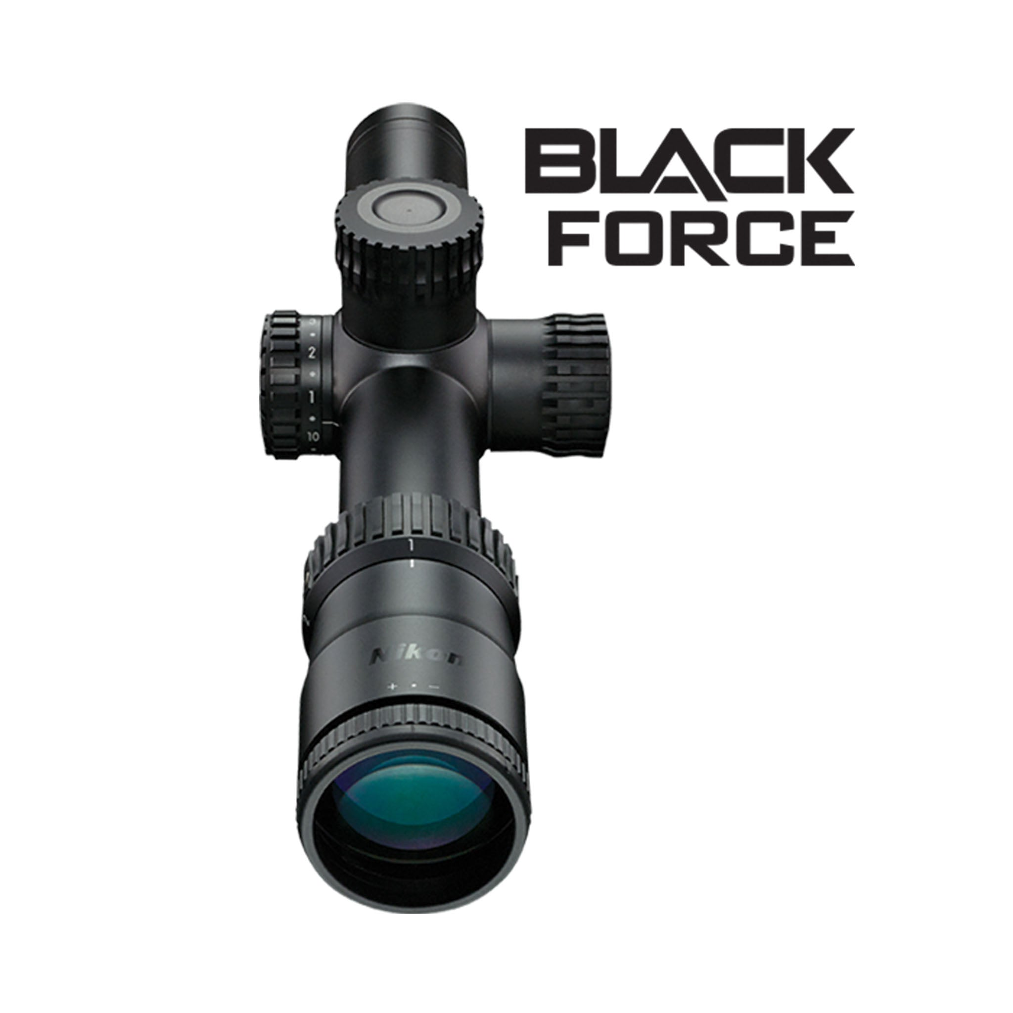 Black Force 1000, 1-4x24mm Riflescope