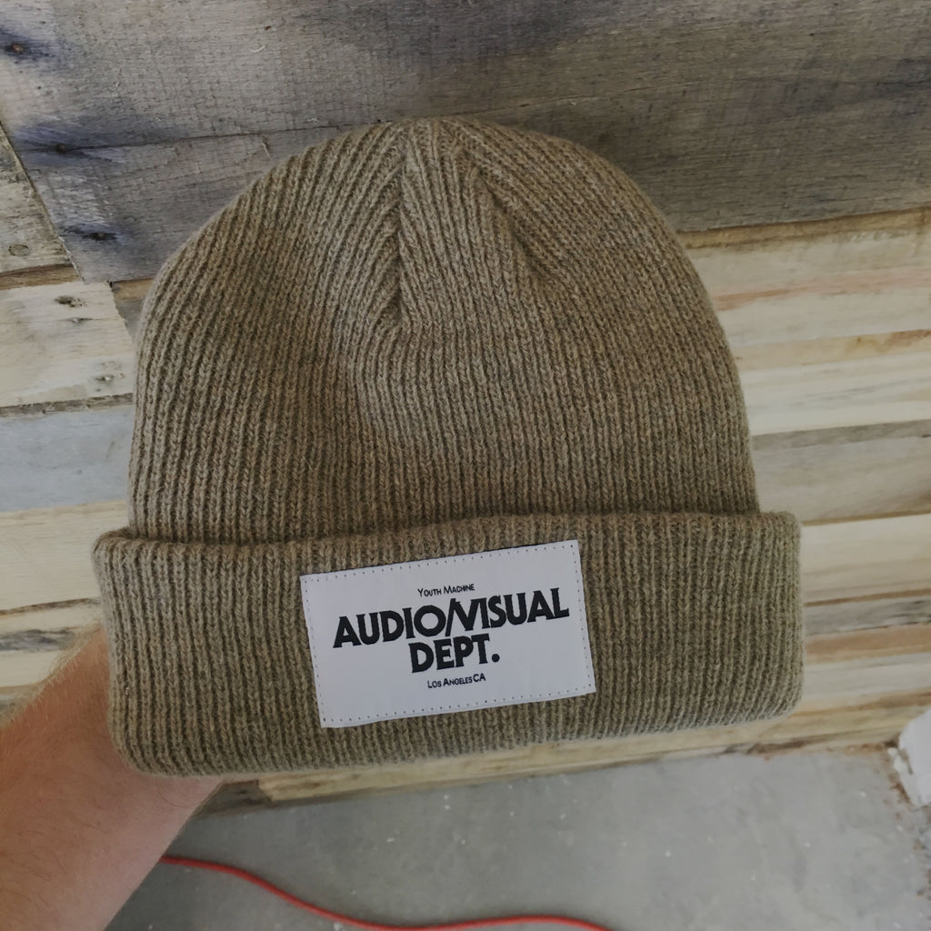 Custom Beanies - embroidery, logo, patches by headwearhut.com