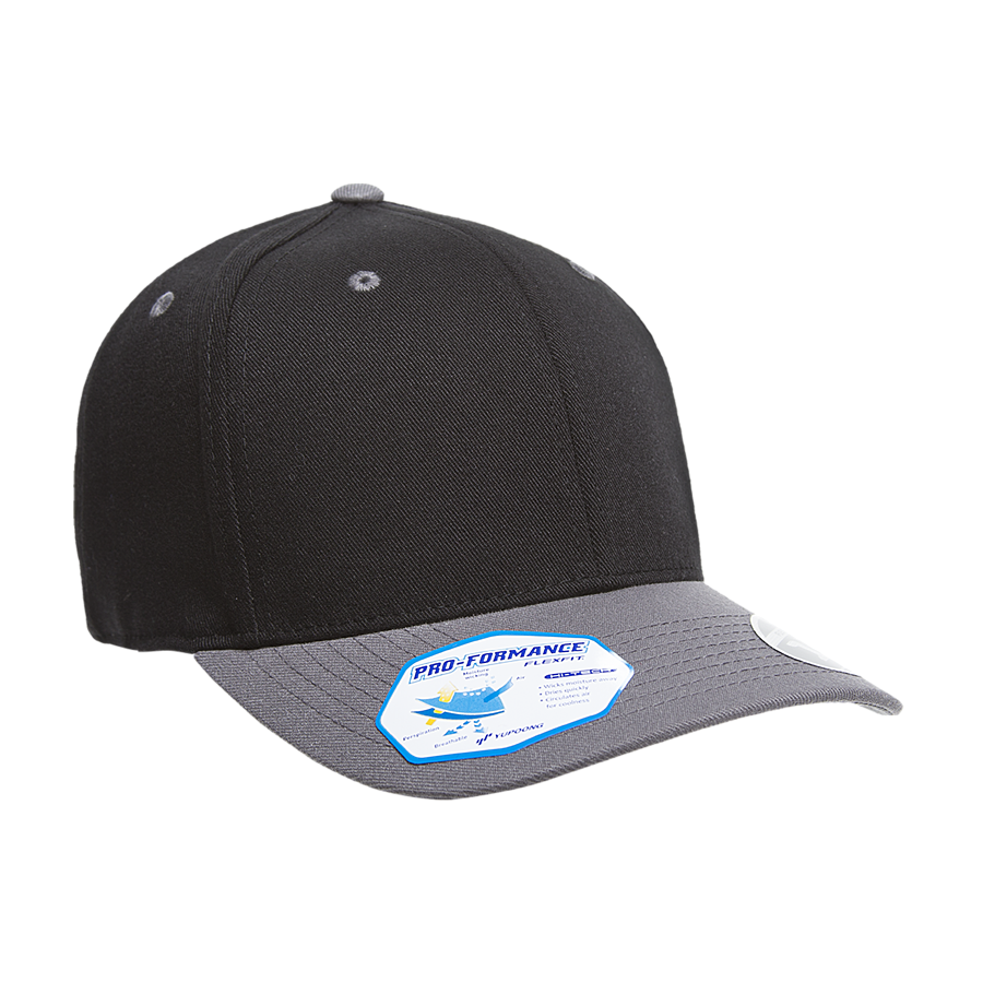 custom flexfit 110c pro-formance hat high quality low minimum headwearhut.com