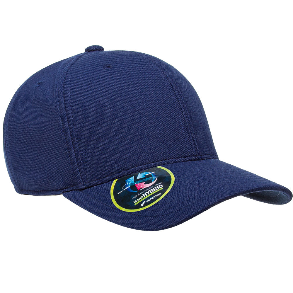 custom flexfit 110p cool and dry mini pique hat high quality low minimum headwearhut.com
