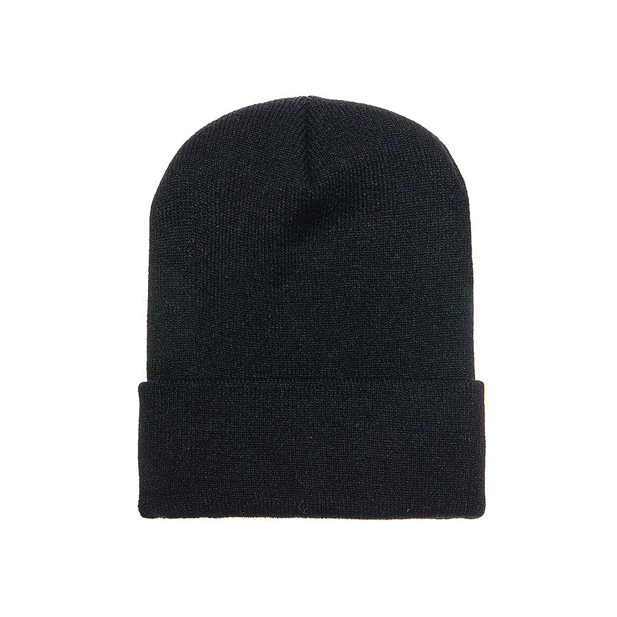 flexfit 1501kc heavyweight knit cuffed hat high quality low minimum headwearhut.com