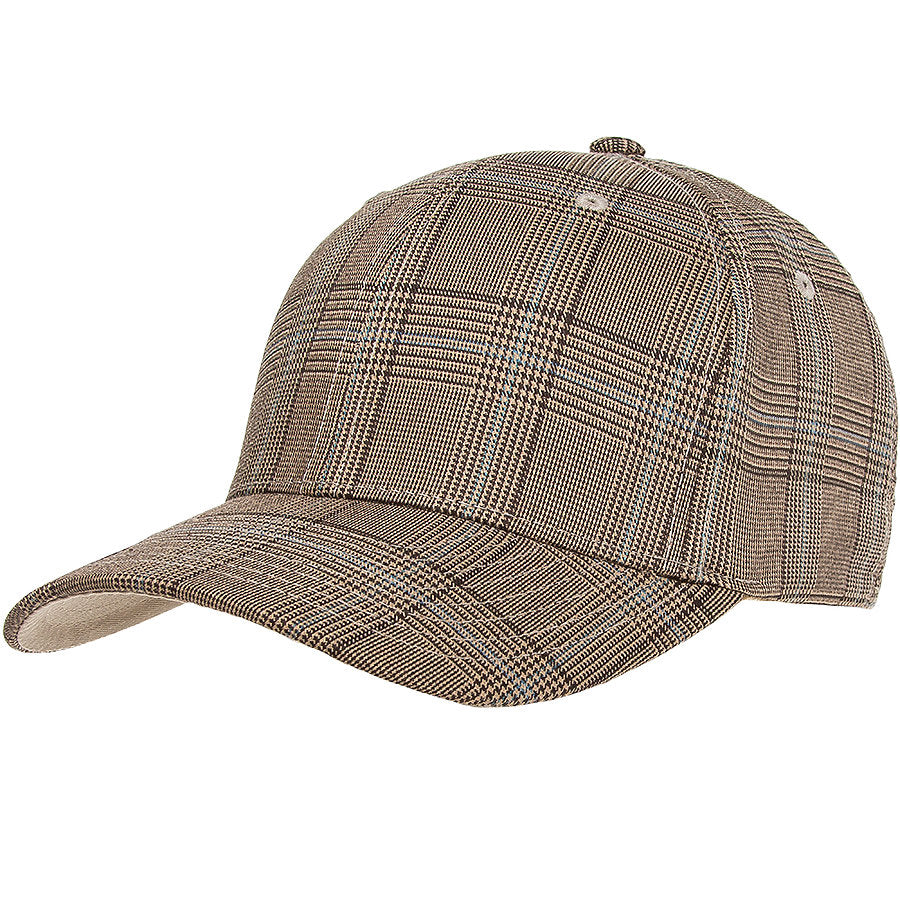 Flexfit 6169 - Glen Check Hat