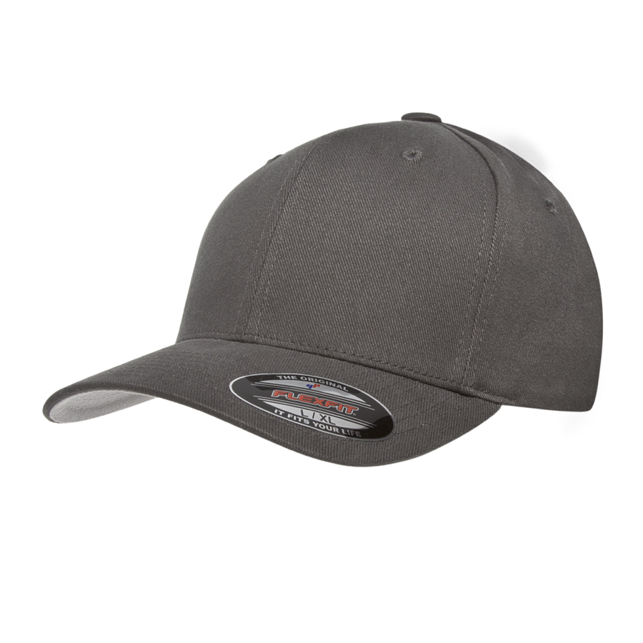 custom flexfit 6377 brushed twill hat high quality low minimum headwearhut.com