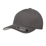 flexfit 6377 brushed twill hat high quality low minimum headwearhut.com
