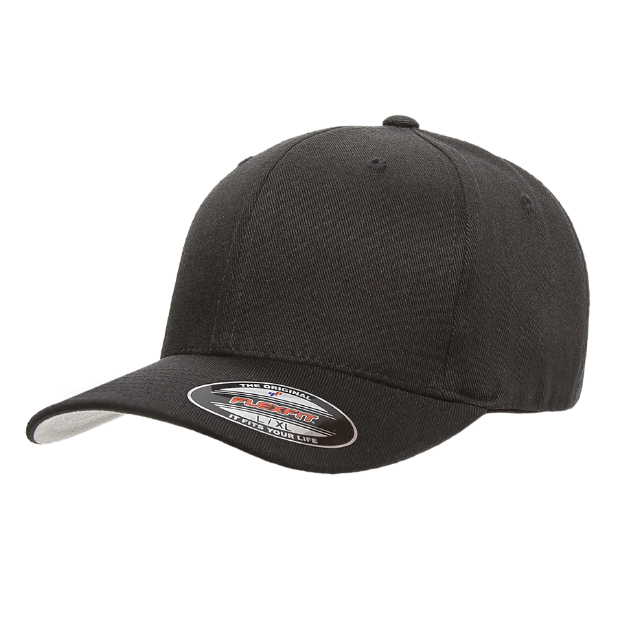 flexfit 6477 wool blend hat high quality low minimum headwearhut.com