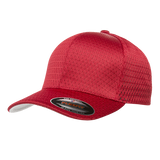 flexfit 6777 athletic mesh hat high quality low minimum headwearhut.com