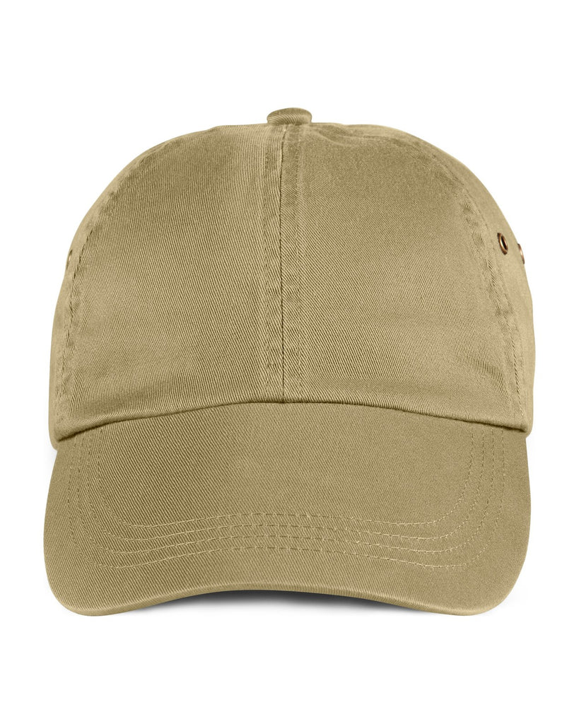 anvil 156 solid six-panel low profile twill hat high quality low minimum headwearhut.com
