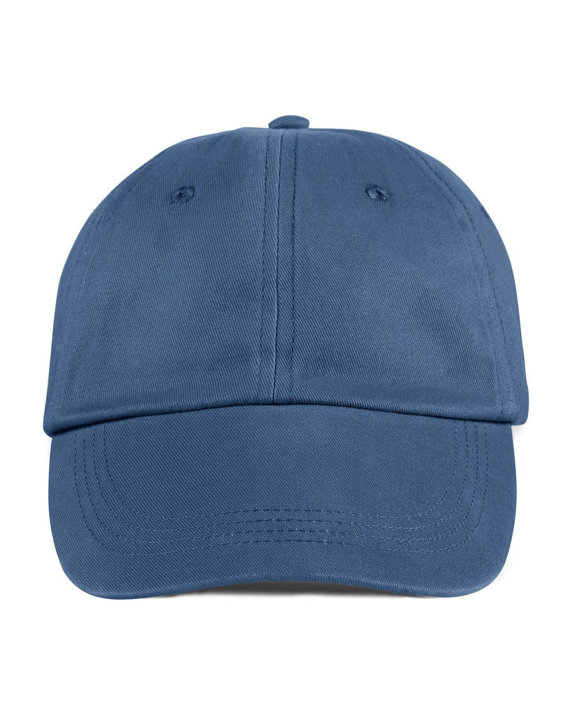 anvil 176 solid six-panel low profile brushed twill hat high quality low minimum headwearhut.com