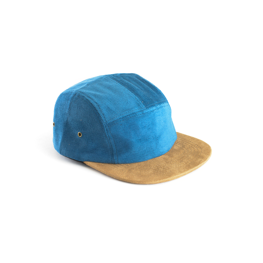 custom delusion mfg corduroy and suede blank 5 panel hat high quality low minimum headwearhut.com