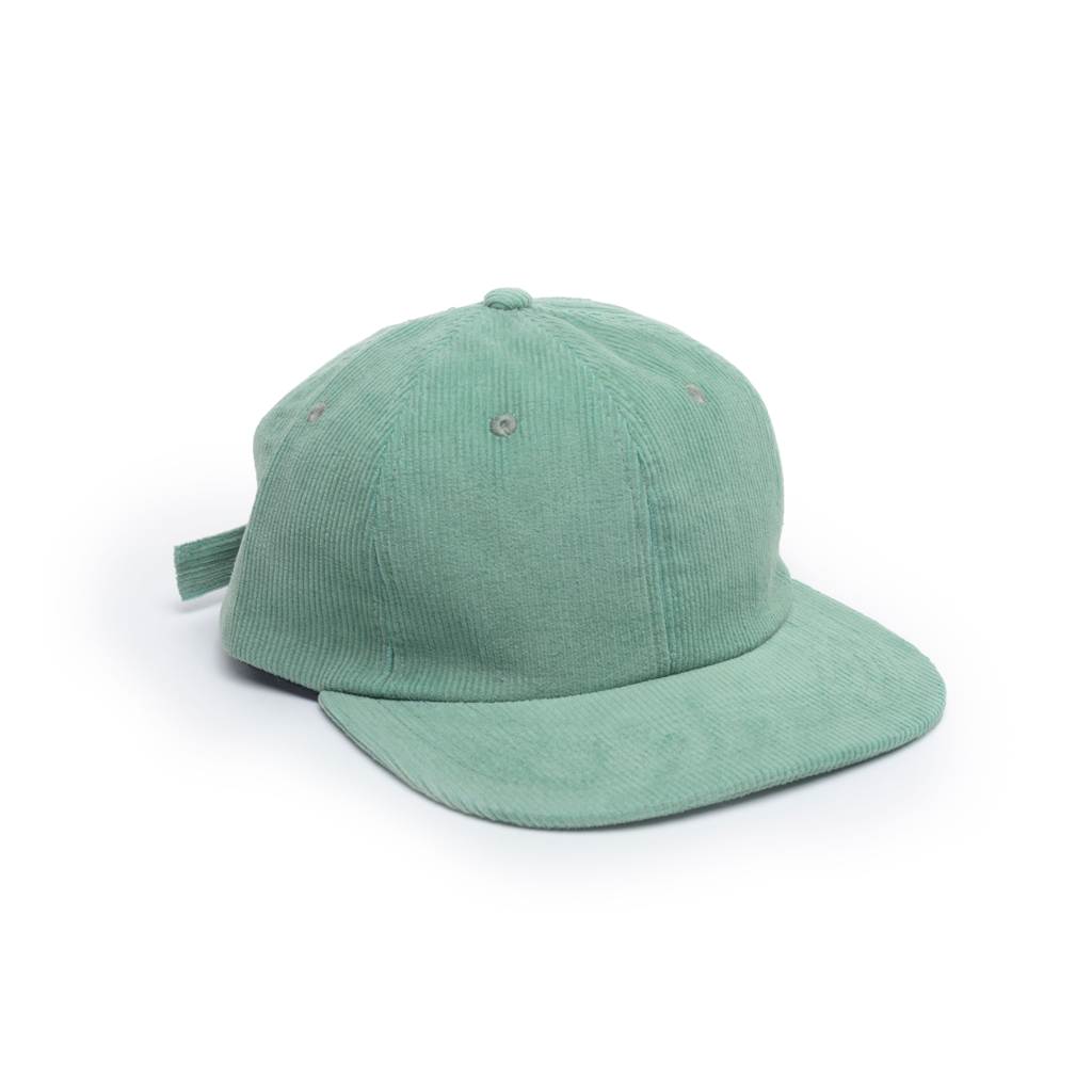 custom delusion mfg mint corduroy unconstructed floppy 6 panel hat high quality low minimum headwearhut.com
