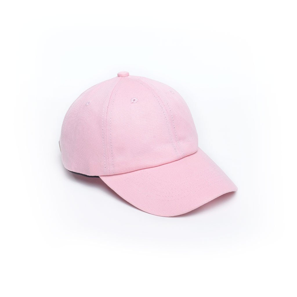 Custom High Quality low minimum Delusion MFG Pink Dad Cap Hat from Headwear Hut. Tap to view embroidered hats, decorated hats, blank hats, custom patches for your products and more. See collection inside.