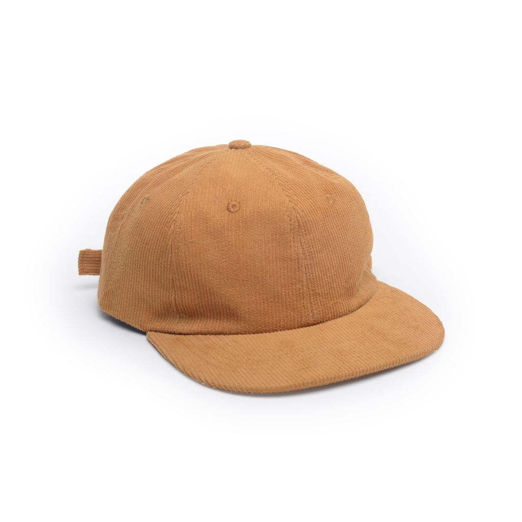 custom delusion mfg rust corduroy unconstructed floppy 6 panel hat high quality low minimum headwearhut.com