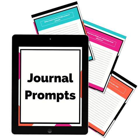 Self-Improvement Journal Prompts