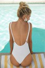 Load image into Gallery viewer, Hailey White One Piece