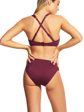 Load image into Gallery viewer, DD/E Boysenberry Bikini