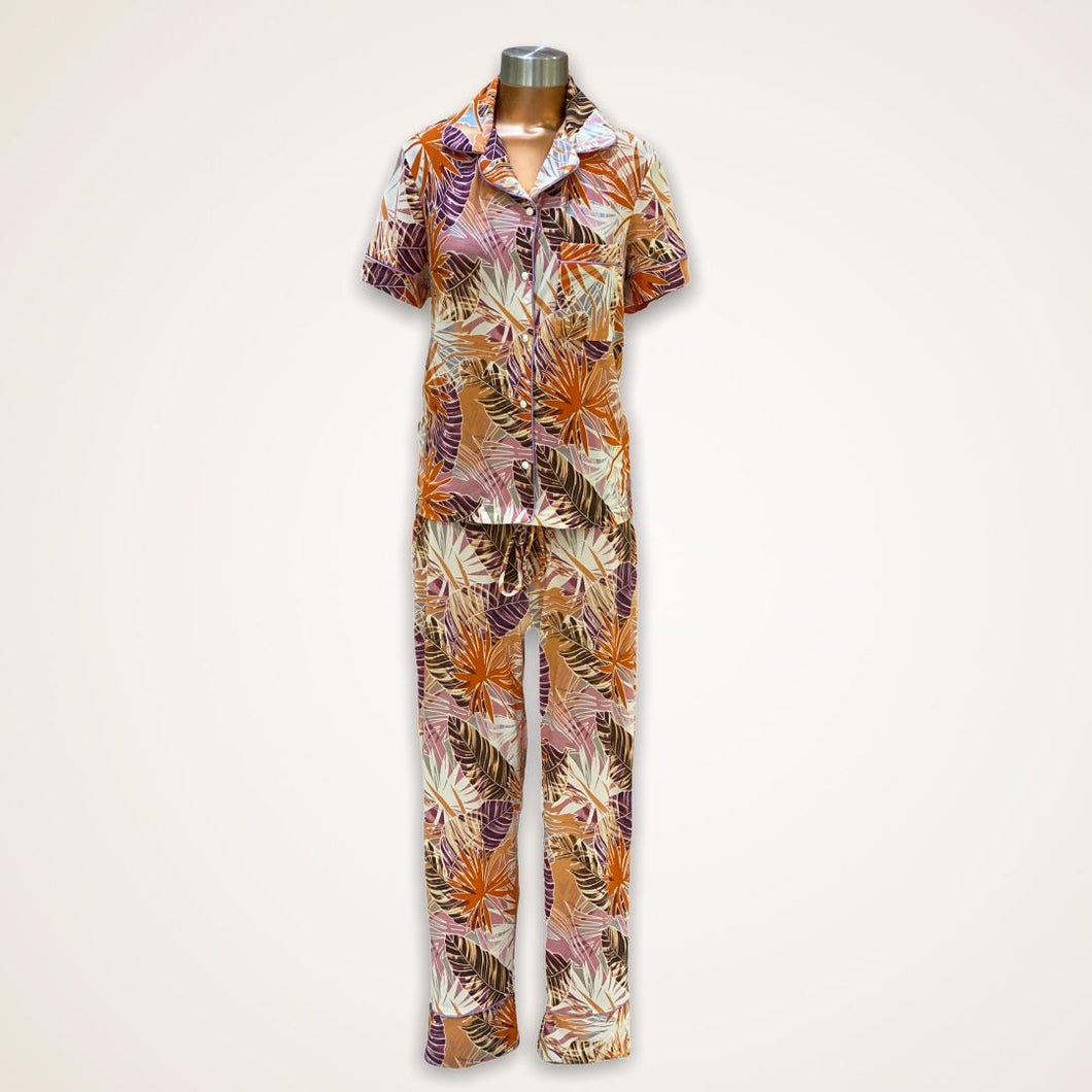 Sleepwear Orange/Lilac Dream