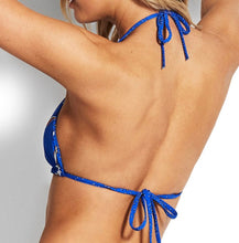 Load image into Gallery viewer, Seafolly Eldorado Tri Tie Side Bikini