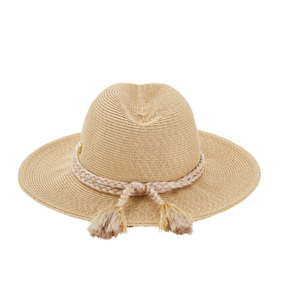 Seafolly Gold Fedora