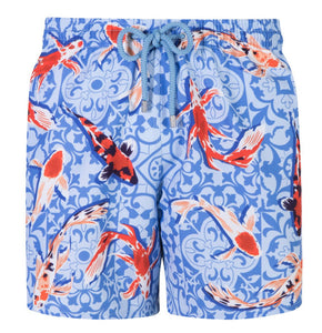 Koi Fish Shorts