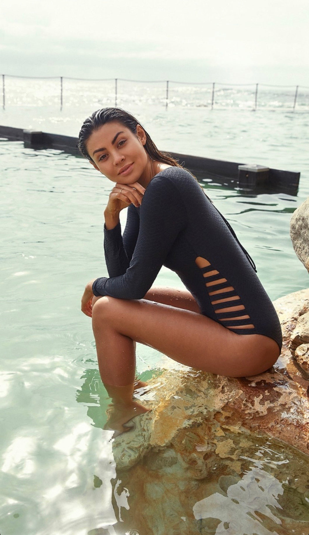Seafolly Multi Strap One Piece