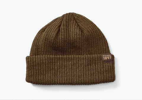 Filson Watch Cap Wool Beanie - Dirtbag Shop