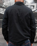 Tobacco California Riding Shirt - Black - Dirtbag Shop