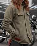 Tobacco Men's California Riding Shirt - Dirtbag Shop