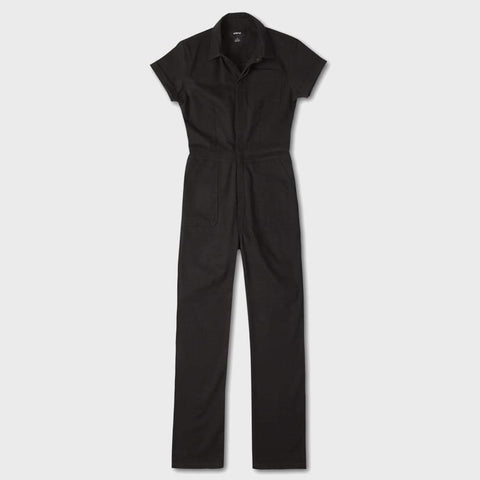 ATWYLD Pit Crew Jumpsuit - Black - Dirtbag Shop