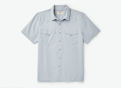 Short Sleeve Snap Front Shirt - Dirtbag Shop