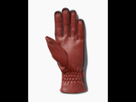 ATWYLD Dark Matter Women's Glove - Black/Maroon - Dirtbag Shop