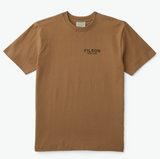 Ducks Unlimited S/S Outffter Graphic T - Rugged Tan - Dirtbag Shop