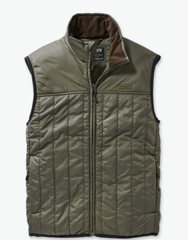 Ultralight Vest - Olive Gray - Dirtbag Shop