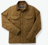 Filson Hyder Quilted Jac-Shirt - MarshOlive - Dirtbag Shop