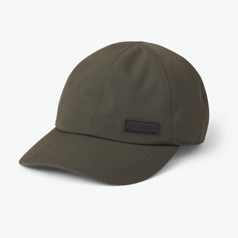 Filson Skagit Rain Cap - Peat - Dirtbag Shop