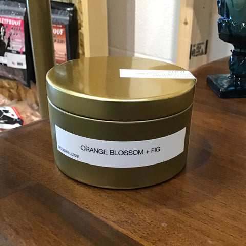Modernluxxe 6oz Tin Candle - Dirtbag Shop