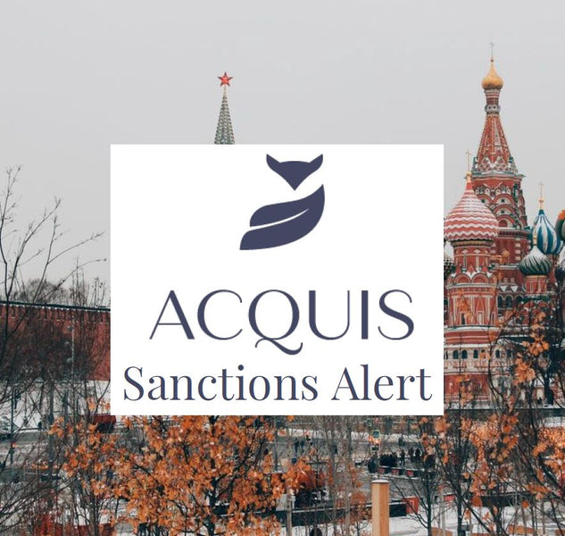 EU Chemical Weapons Sanctions – the EU Council Blacklists Six Russian Individuals and One Entity Linked to the Poisoning of Alexei Navalny