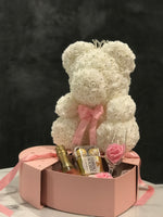 Adore Rose Bear Gift Package
